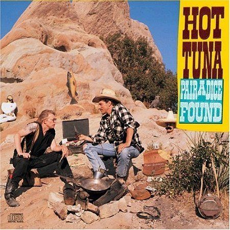 Hot Tuna, Pair and Dice Found 1990, Track: Shot in the Act