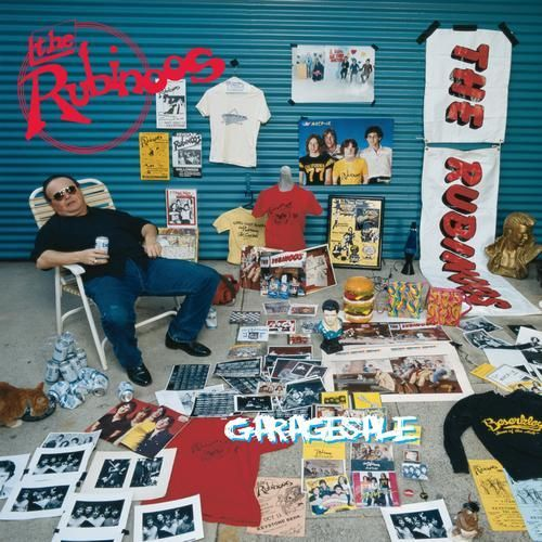 The Rubinoos, Garage Sale 1994, Track: Troubled Heart